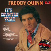 Freddy Quinn - It's Country Time (Originale)