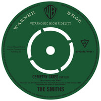 The Smiths - Cemetry Gates (Live)