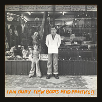 Ian Dury - New Boots & Panties (40th Anniversary Edition) (audio Version) (Explicit)