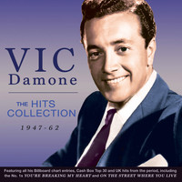 Vic Damone - The Hits Collection 1947-62