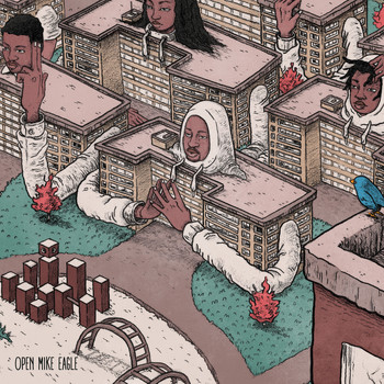 Open Mike Eagle - Brick Body Complex - Single (Explicit)