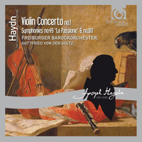 Freiburger Barockorchester and Gottfried von der Goltz - Haydn: Violin Concerto No.1