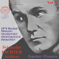 Sviatoslav Richter - Richter Archives, Vol. 9: Moscow 1974 Recital (Live)