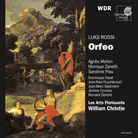 Les Arts Florissants and William Christie - Rossi: Orfeo