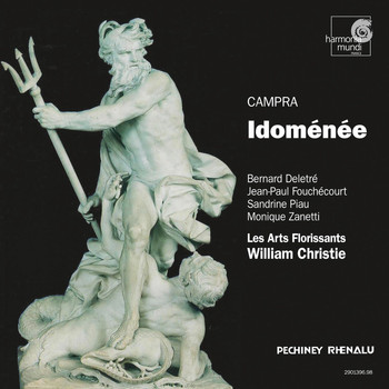 Les Arts Florissants and William Christie - Campra: Idoménée