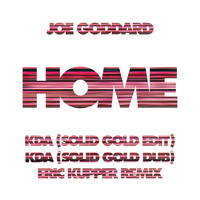 Joe Goddard - Home Remixes