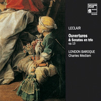 London Baroque - Leclair: Trio Sonatas