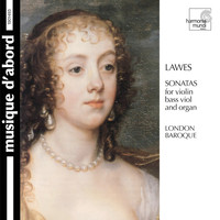 London Baroque - Lawes: Sonatas for Violin, Bass Viol & Organ