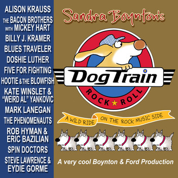 Spin Doctors - Sandra Boynton's Dog Train