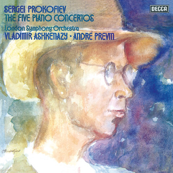 Vladimir Ashkenazy - Prokofiev: Piano Concertos Nos. 1-5; Classical Symphony; Autumnal; Overture on Hebrew Themes