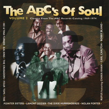 Various Artists - The ABC's Of Soul, Vol. 2 (Classics From The ABC Records Catalog 1969-1974)