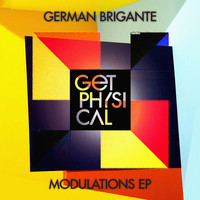 German Brigante - Modulations EP