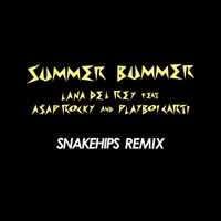 Lana Del Rey - Summer Bummer (Snakehips Remix [Explicit])