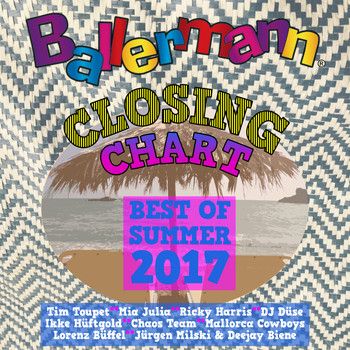 Various Artists - Ballermann Closing Charts - Best of Summer 2017 (Explicit)