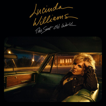 Lucinda Williams - Sidewalks of the City (Rerecorded)