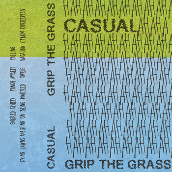 Casual - Grip the Grass