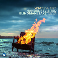Bl!ndman - Water & Fire: Handel Revisited