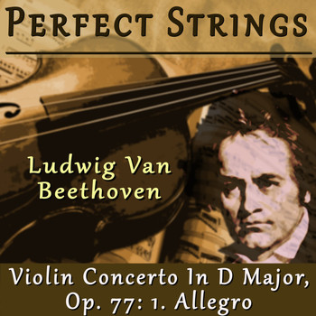 Various Artists - Perfect Strings: Ludwig Van Beethoven