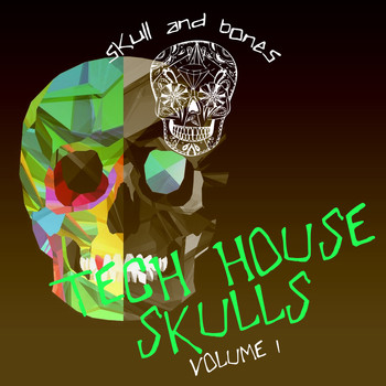 Various Artists - Tech House Skulls, Vol. 1