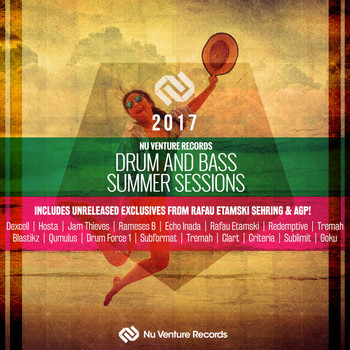 Various Artists - Drum & Bass Summer Sessions 2017
