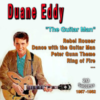 Duane Eddy - The Guitar Man (1957 - 1962) (20 Success)