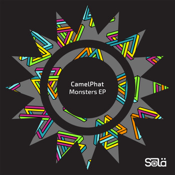 CamelPhat - Monsters EP