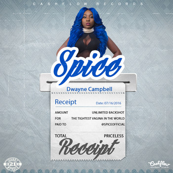 Spice - Receipt (Explicit)
