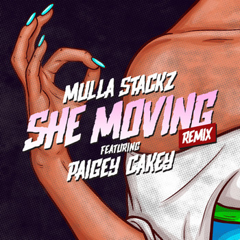 Mulla Stackz - She Moving (Remix)