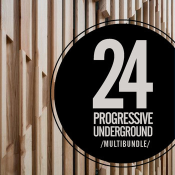 Various Artists - 24 Progressive Underground Multibundle