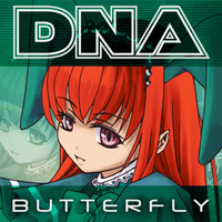 DNA - Butterfly