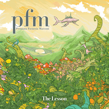 Premiata Forneria Marconi - The Lesson