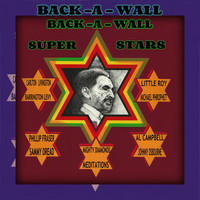 Carlton Livingston - Back - A - Wall Super Stars