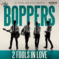The Boppers - 2 Fools In Love