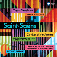 Antonio Pappano - Saint-Saëns: Carnival of the Animals, R. 125: Introduction and Royal March of the Lion