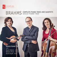 Gould Piano Trio - Brahms: Complete Piano Trios and Quartets