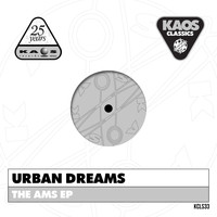 Urban Dreams - The Ams - EP
