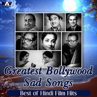 Lata Mangeshkar - Greatest Bollywood Sad Songs (Best of Hindi Film Hits)