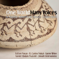 Various Artists - One World, Many Voices - A Native American Music Collection