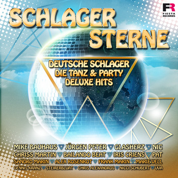 Various Artists - Schlagersterne - Deutsche Schlager Die Tanz & Party Deluxe Hits
