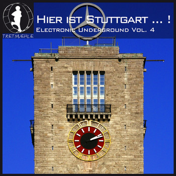 Various Artists - Hier Ist Stuttgart...! German Electronic Underground, Vol. 3