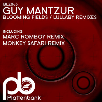 Guy Mantzur - Blooming Fields / Lullaby Remixes