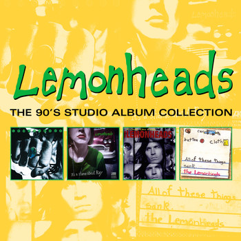 The Lemonheads - The 90's Studio Album Collection