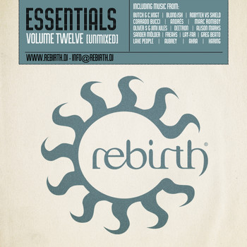 Various Artists - Rebirth Essentials Volume Twelve