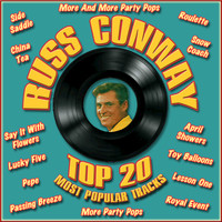 Russ Conway - Top 20 Most Popular Tracks