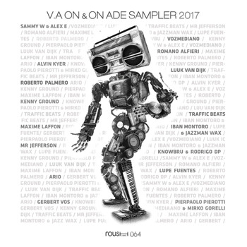 Various Artists - On & On ADE Sampler 2017