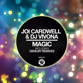 Joi Cardwell, DJ Vivona - Magic