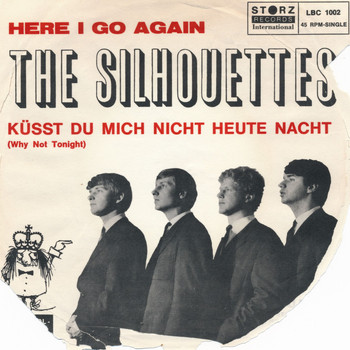 The Silhouettes - Here I Go Again