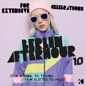 Various Artists - Berlin Afterhour, Vol. 10 (From Minimal to Techno / From Electro to House)