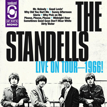 The Standells - Live on Tour! 1966