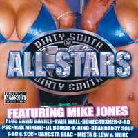 Mike Jones - Dirty South All Stars (Explicit)